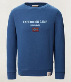 Napapijri Sweater Marine Blue