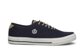 Henri Lloyd Brighton Lace Canvasschoen - navy