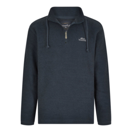 Weird Fish  Macaroni Cruiser dark navy