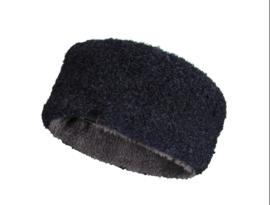 Bickley + Mitchel Headband - Navy (with Fleece lining)