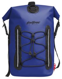 Feel Free Waterproof Bag 20 Liters Sapphire Blue