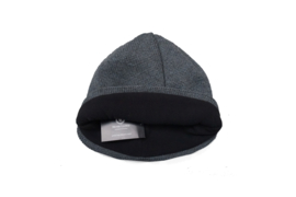 Henri Lloyd Knitted Winter Beanie (inside: Polar Fleece) - grey / Navy