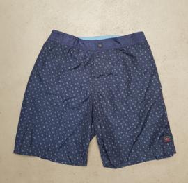 Paul & Shark Polyester swimsuit nautical print