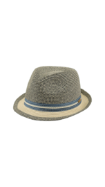 Barts Hat Fluoriet Navy (adjustable)