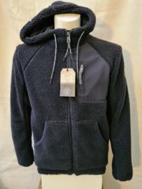 Napapijri hooded Teddy Vest Black
