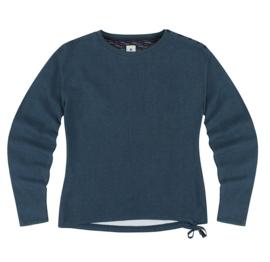 Mousqueton MELAINE - Petrole / Sweatshirt
