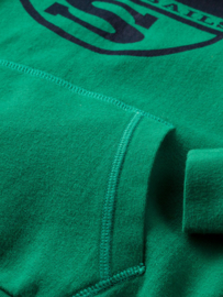 North Sails Hoody Logo Green
