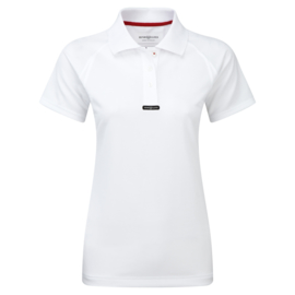 Henri Lloyd Women Fast Dry Polo White