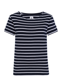 Mousqueton ANOUKY T-Shirt - marine / blanc