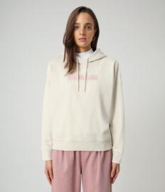 Napapijri BEBEL hoodie - whitecap gray