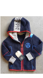 Yupik Kid Hood Navy