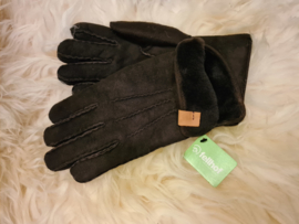 Fellhof Gloves Darkbrown