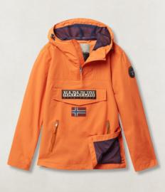 Napapijri Rainforest Summer With Pockets Orange Rusty