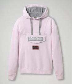 Napapijri Burgee Sweater licht roze (W)
