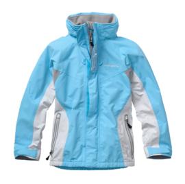 Henri Lloyd Vista Jacket - Turquoise Blue - Kids