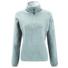 Henri Lloyd Women Traverse half Zip Fleece Grey