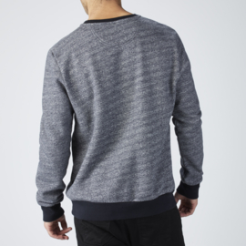 Henri lloyd Denim Navy Crew Neck Sweater