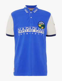 Napapijri Eishop Polo - Ultramarine blue