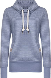 Ragwear Rylie Plus Sweater - Lavender
