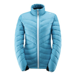 Henri Lloyd Women Aqua down jacket Baltic Blue