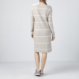 Henri Lloyd Stripe Dress Beige