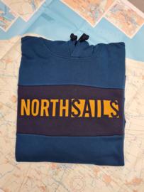 North Sails Organic Fleece Sweatshirt - Poseidon