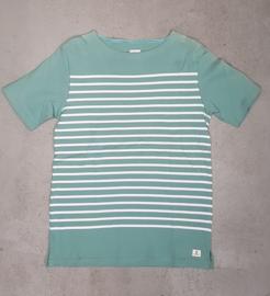 Mousqueton JEAN T- Shirt - Opale / Blanc