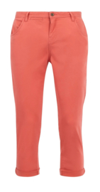 Weird Fish - Organic Cropped Trousers - Mora - Tea Rose -SS21