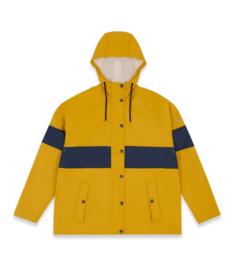 Mousqueton - BARET - Regenjas/Raincoat - Miel/Marine