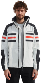Henri Lloyd FREMANTLE STRIPES JACKET - Wit