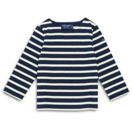 Saint James Meridien Moderne E - navy/ecru  Breton stripe shirt