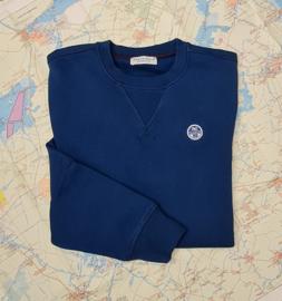 North Sails - Organic Fleece Sweatshirt - poseidon - SS21/22