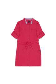 Mousqueton LEZAN jurk - Fuchsia