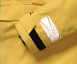 Henri Lloyd Gore Tex pro ocean jacket Men - Yellow