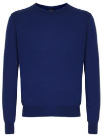 Paul & Shark summer wool v-neck pullover