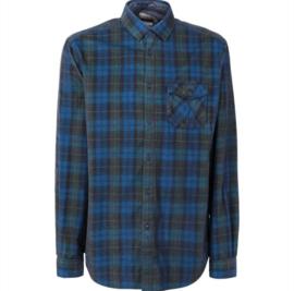 Napapijri Gebil Check LS Shirt - Multicol Cord