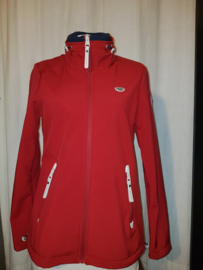Ragwear Vonda A Softshell - Red