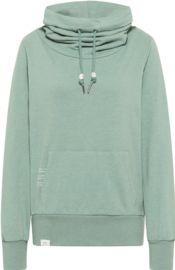 Ragwear Annika Crystal Organic Sweatshirt - Dusty Green