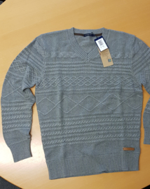 Henri Lloyd Irwin v-neck Knit - Grey