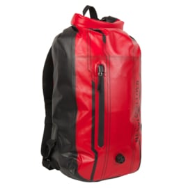 Henri Lloyd Waterproof Dri Pack rucksack - 25 liter - Red