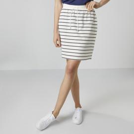 Henri Lloyd Maddie Skirt white navy stripe
