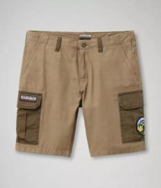 Napapijri Nishop Bermuda Shorts beige