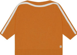 Mousqueton Olev Sweater - Curry