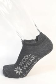 Woolwear Merino wollen Footies - Grey