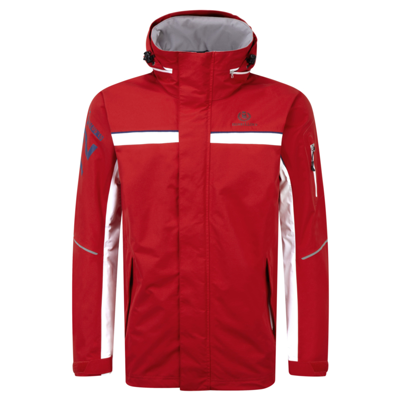 Henri Lloyd Sail Jacket Men - Red