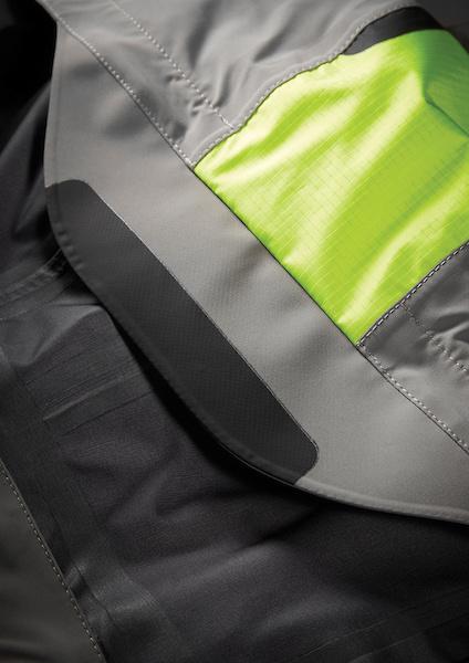 Henri Lloyd Gore Tex Elite 2.0 racer jacket Men - Titanium Grey