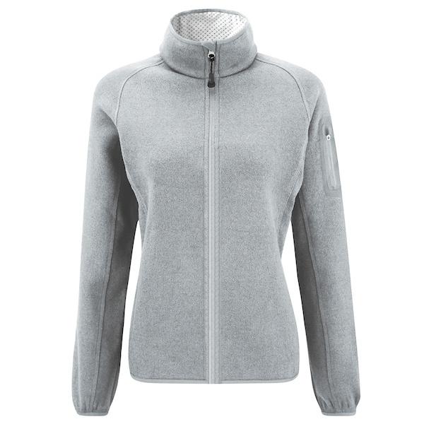 Henri Lloyd Traverse Full Zip Fleece Grey