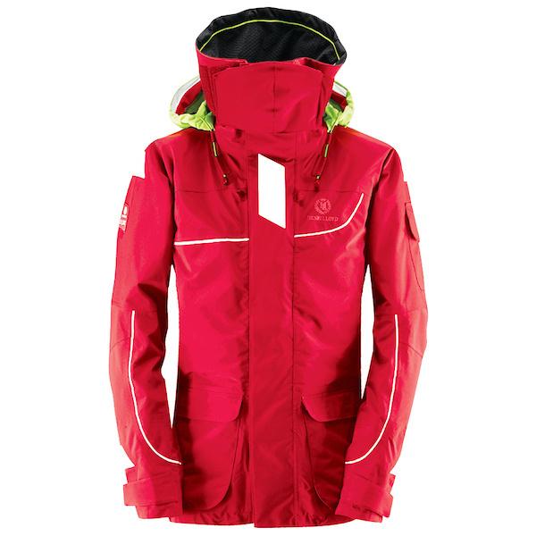 Henri Lloyd Women Offshore Elite Jacket 2.0 Red