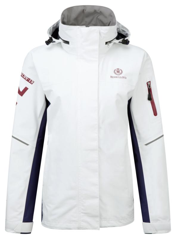 Henri Lloyd Women Sail Jacket White