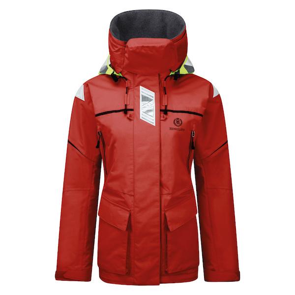 Henri Lloyd Freedom Jacket Red